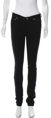 Marc by Marc Jacobs Low-Rise Skinny-Leg Pants