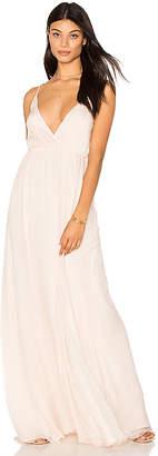 ANINE BING Chiffon Gown
