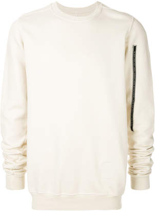 Rick Owens crew neck sweater