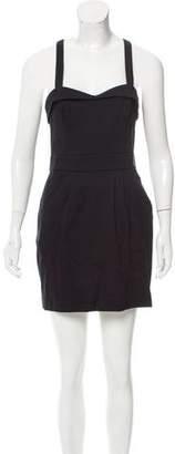 Rebecca Minkoff Sleeveless Knit Mini Dress