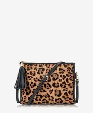 GiGi New York Hailey Crossbody In Leopard Haircalf