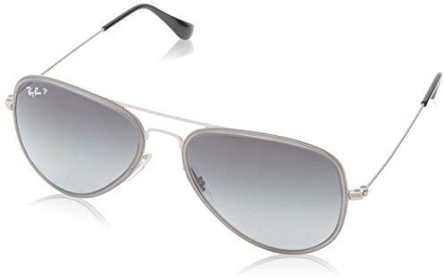 Ray-Ban Men's Polarized Aviator Sunglasses