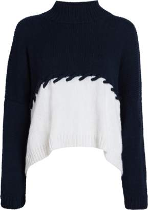 Hania New York Soundview Cashmere Sweater