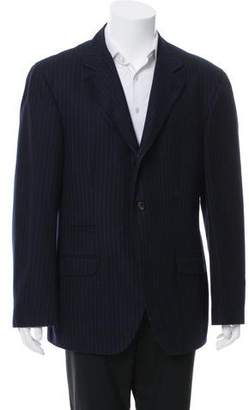 Brunello Cucinelli Cashmere Pinstripe Suit