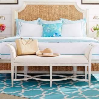 Stanley Resort Upholstered Bench