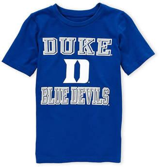 Majestic Boys 8-20) Duke Blue Devils Tee