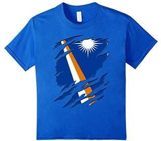 Super Marshall Islands flag gifts Shirt