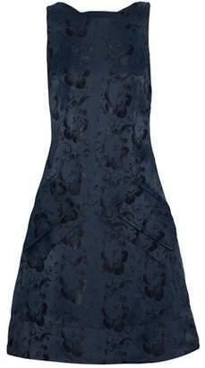 Antonio Berardi Sateen-Jacquard Dress