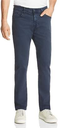 AG Jeans Tellis Slim Fit Pants in Sulfur Blue Vault