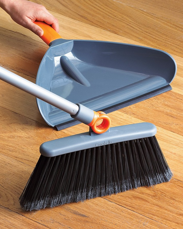 Swivel-ItTM Broom with Dustpan and Duster