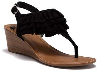Fergalicious Swindle Wedge Sandal