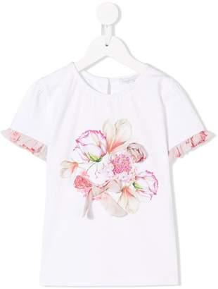 Patachou floral print T-shirt