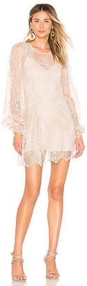 Chrissy Teigen x REVOLVE Phulay Sunset Dress