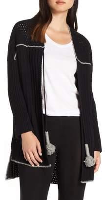 UGG Aysha High/Low Cardigan Sweater