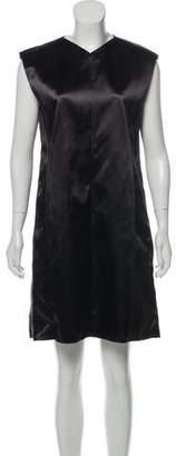 Celine Satin Mini Dress