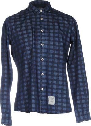 Fred Mello Denim shirts - Item 42617318NR