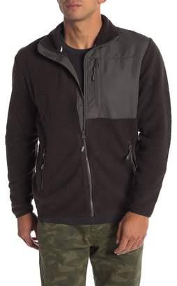 Lindbergh Boa Zipper Jacket