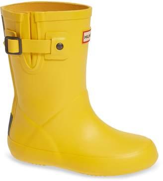 Hunter Buckle Strap Rain Boot