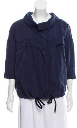 J Brand Short Sleeve Casual Jacket