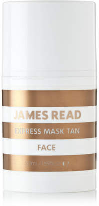 Express James Read Mask Tan, 50ml - Colorless