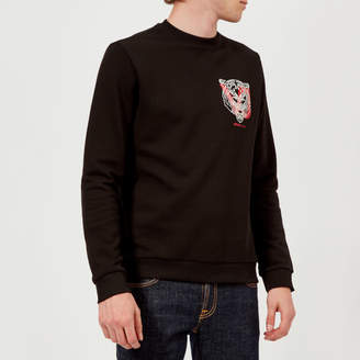 Versace Men's Logo Sweatshirt