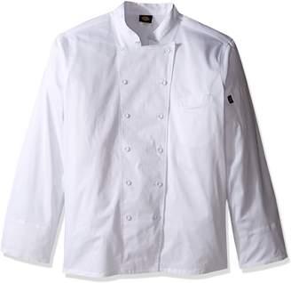 Dickies Chef Women's Plus Size Executive Coat