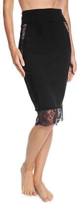 La Perla Allure Shape Skirt/Half Slip $474 thestylecure.com