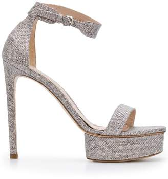 Stuart Weitzman platform high sandals