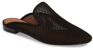 Women's Frye Gwen Perforated Mule $197.95 thestylecure.com