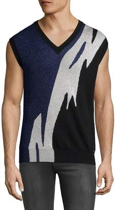 DSQUARED2 Men's Sleeveless Sweater
