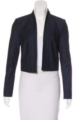Calvin Klein Structured Cropped Jacket