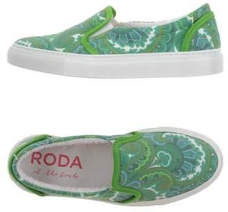Roda AT THE BEACH スニーカー&テニスシューズ(ローカット)
