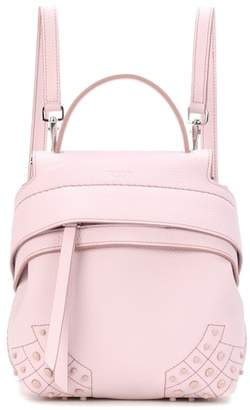 Tod's Wave Mini leather backpack