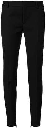Saint Laurent tailored skinny-fit trousers