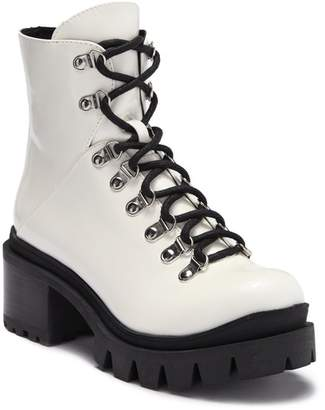 Jeffrey Campbell Marbel Lug Bottom Boot