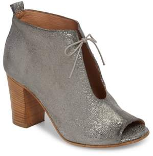 Cordani Borrini Open Toe Bootie