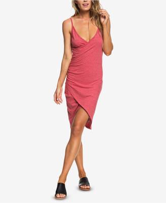 Roxy Juniors' Bali Bowl Ruched Slip Dress