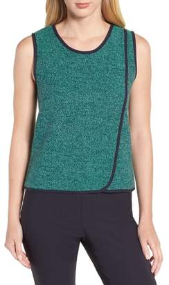 Nic+Zoe Speckled Knit Tank