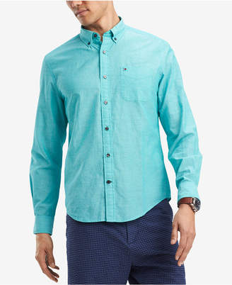 Tommy Hilfiger Men's Southern Prep Shirt, Created for Macy's