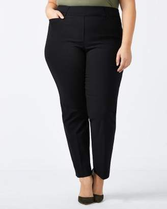 Penningtons ONLINE ONLY - Tall Savvy Straight Leg Pant - In Every Story