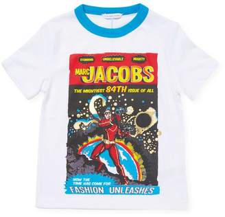 Little Marc Jacobs Little Boy's Graphic Tee