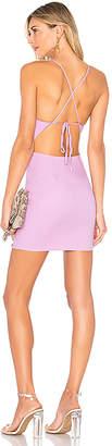 superdown Ashley Strappy Mini Dress