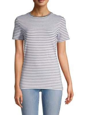 Saks Fifth Avenue Striped T-Shirt