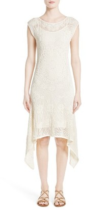 Women's Fuzzi Crochet Dress $595 thestylecure.com