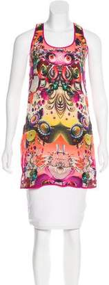 Manish Arora Printed Silk Tunic w/ Tags