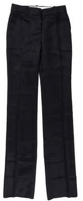 Louis Vuitton High-Rise Straight-Leg Pants