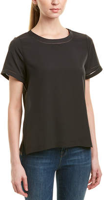 French Connection Crepe Light Top