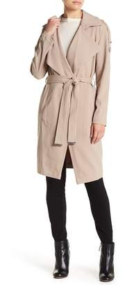 Soia & Kyo Margery Belted Trench Coat