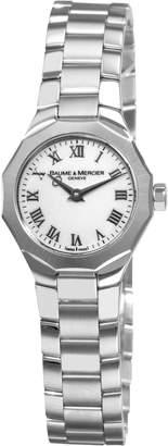 Baume & Mercier Women's 8761 Riviera XS Stainless-Steel Dial Watch