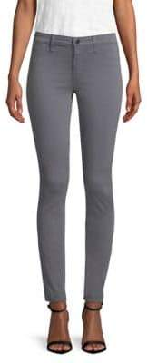 J Brand 485 Mid-Rise Super Skinny Jeans